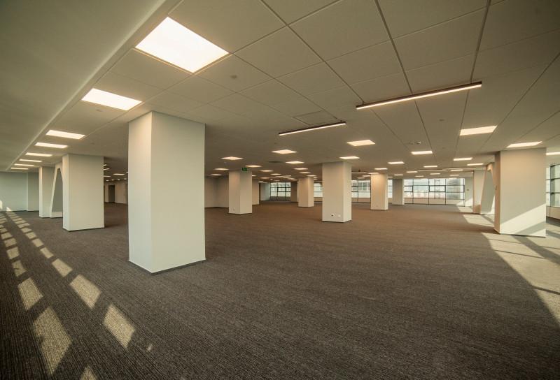 Pipera - Hyperion Towers - Spatii birouri clasa A - de la 250 mp - de inchiriat