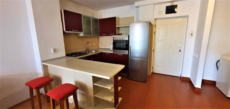 Vazare 3 camere Straulesti apartament nou semimobilat